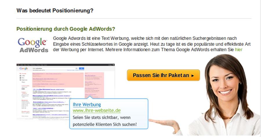 Adwords Kampagne