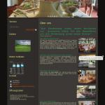 Beispiel-Seite für eine Restaurant