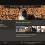 Beispiel-Seite für einen Tierliebhaber