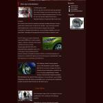 Beispiel-Seite für eine Kfz-Werkstatt