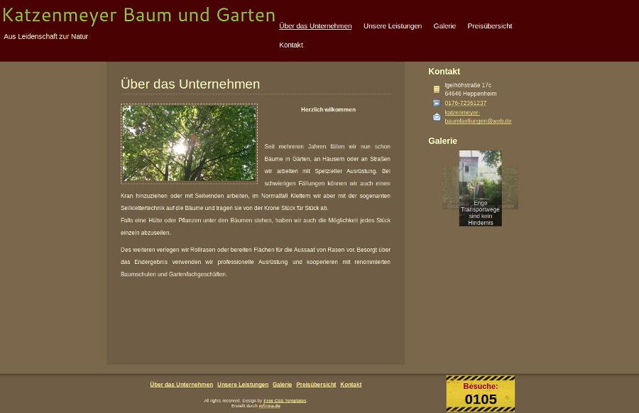 Baum und Garten